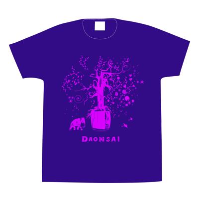 打音祭Tシャツ(バイオレット)