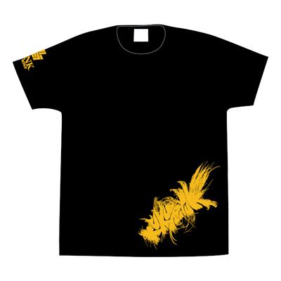 ククルユTシャツ(ブラック)